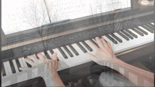 Bridge Over Troubled Water - Piano (Original Key E flat )