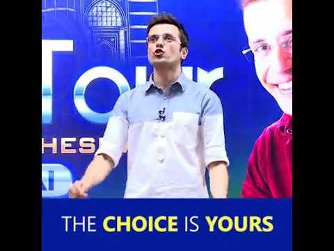 The Choice Is Yours  Sandeep Maheshwari Around The World