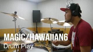 HAWAIIAN6の人気のナンバー叩いてみました。 HAWAIIAN6の中でもドラムが...