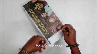How to make Newspaper Bag for Pharmacy / medical store which can carry 2.5 kgs of weight