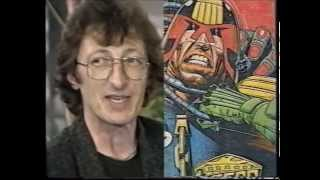 Ten years of 2000 AD