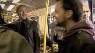 Tomas Ledin överraskar i tunnelbanan - En del av mitt hjärta