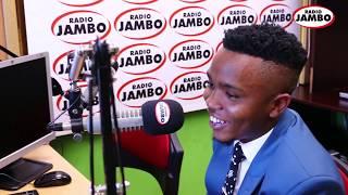MJ:IL:S12:E03:Mcheshi Sammy Kioko wa Churchill Show asimulia alivyotumia tuzo ya Milioni 1