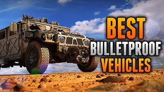 GTA 5 Online - Best Bulletproof Vehicles on GTA 5 Online! (GTA 5 Rare & Secret Cars)