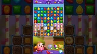 Candy Crush Friends Saga Level 681 NO BOOSTERS - A S GAMING