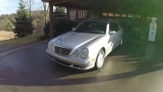 2002 Mercedes E55 AMG Overview