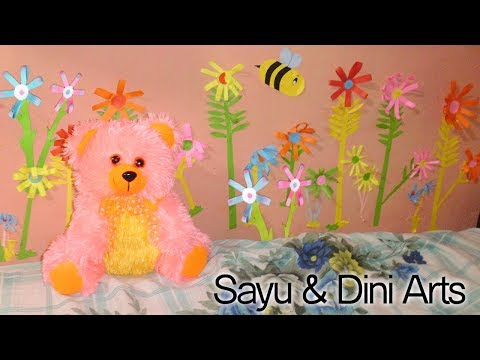 Easy Flower Design - DIY - Paper Craft