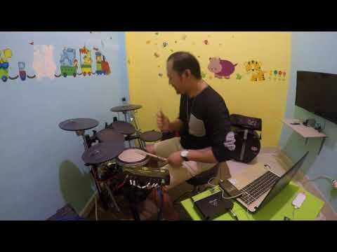 Peterpan - Khayalan Tingkat Tinggi (Drum Cover)