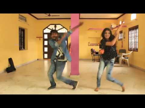Mauja Hi Mauja Dance Performance By || Saikrishna & Swetha Mathi||