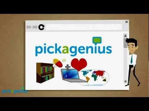 Online Beratung | Pickagenius - Experten Online Fragen!