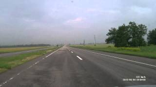 Днепропетровская область, 180 km/h(Немного поездили и хватит., 2013-06-26T16:23:17.000Z)