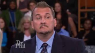 Dr Phil Speaks To A Wife, A Husband And His Mistress