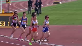 52nd 織田幹雄記念国際陸上 グランプリ女子5000m