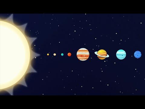 How big is the Sun?   Star Walk Kids