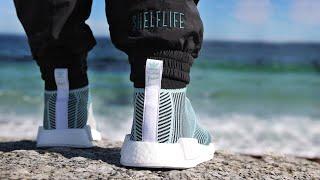 Кроссовки которые защищают океаны и моря. Обзор Adidas CS1 X Parley