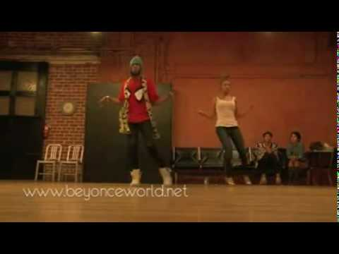 Why Don't You Love Me choreography by Beyoncé