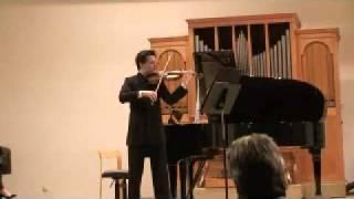 Stefan Tarara, Violin: Massimo Lauricella - Kairòs