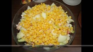 салат з пекінськоі капусти