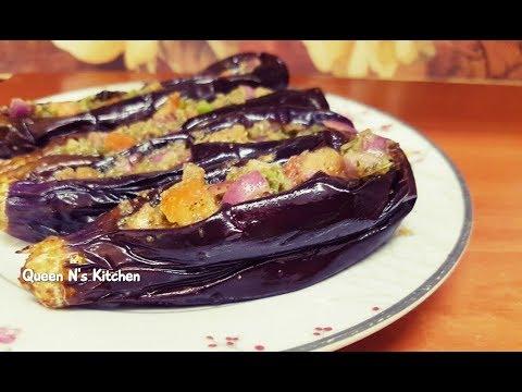 Pickled Eggplant Egyptian Recipe || مخلل باذنجان على الطريقة المصرية