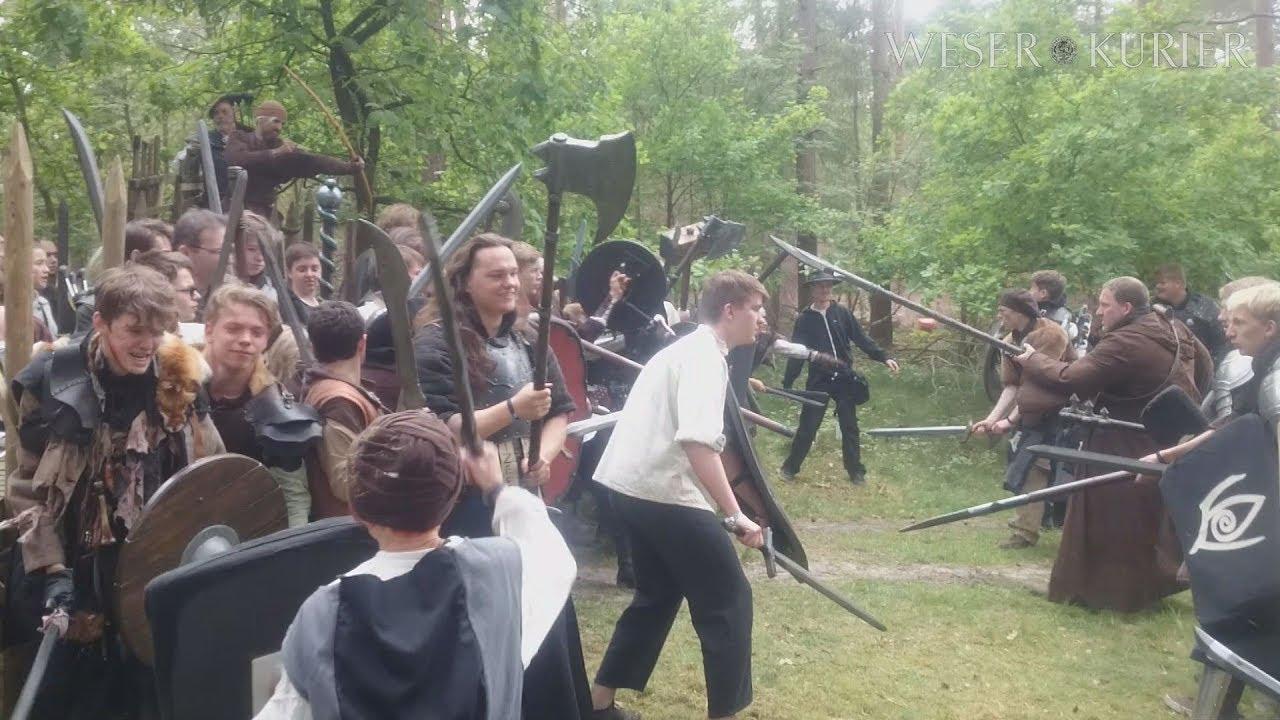 Mittelalter Rollenspiele