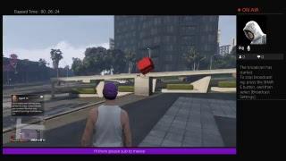 Grand theft Auto 5 Live streem