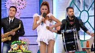 "Gipsy Casual - "" Kelushka""! Premieră la Neatza cu Razvan si Dani"