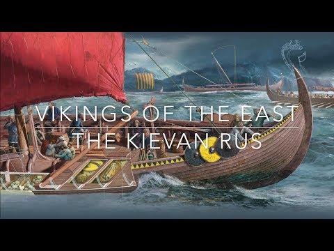 Vikings Of The East: Igor & The Kievan Rus'