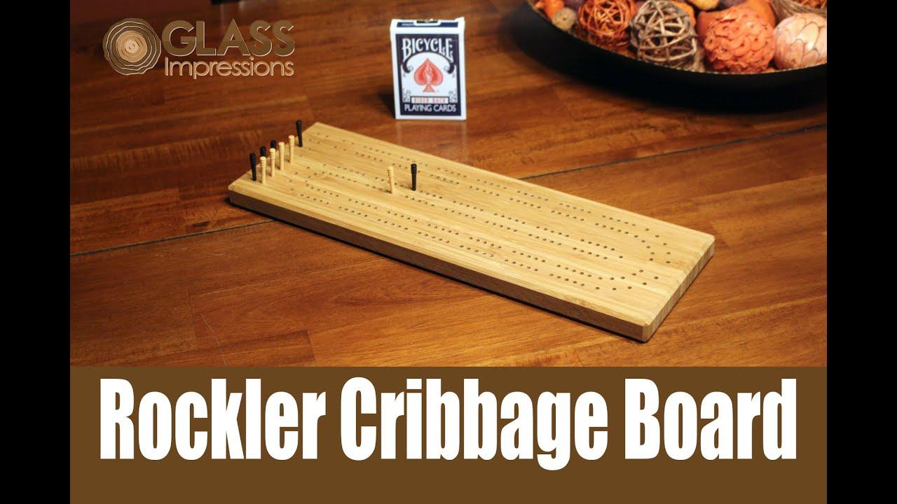 Diy Cribbage Board Gl Impressions