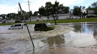 Flood in Winnipeg Manitoba!