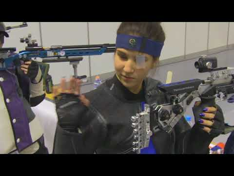 23rd International Competition of Olympic Hopes - 10m air rifle woman