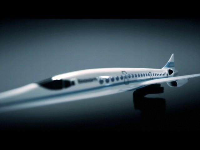 Boom's supersonic prototype prepares for 2018 test flight