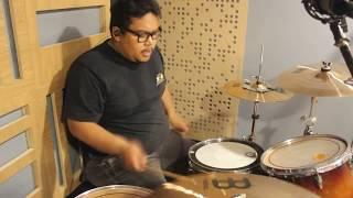 Cokelat - Segitiga (Drum Cover by Agustio)