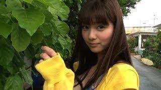 美しすぎる若手女優、新川優愛の貴重なビキニ姿を大公開!! 谷まりあ水着 検索動画 22