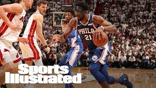 Does Joel Embiid's Return Give Sixers Clear Edge In East? | SI NOW | Sports Illustrated