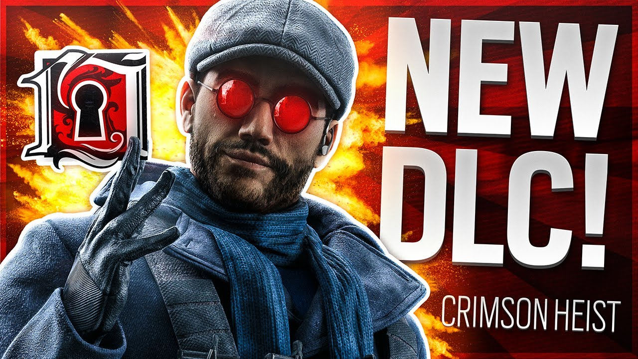 Download The *NEW* Rainbow Six Siege Operator Flores in Operation Crimson Heist