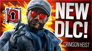 The *NEW* Rainbow Six Siege Operator Flores in Operation Crimson Heist