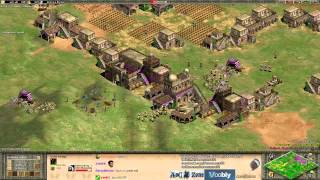 Aoe2: BoP R16 - TheViper vs Vinchester (Game 1, New Meta!)
