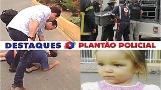Plantão OCP 01/09/15 (Pedófilo preso em Guaramirim)