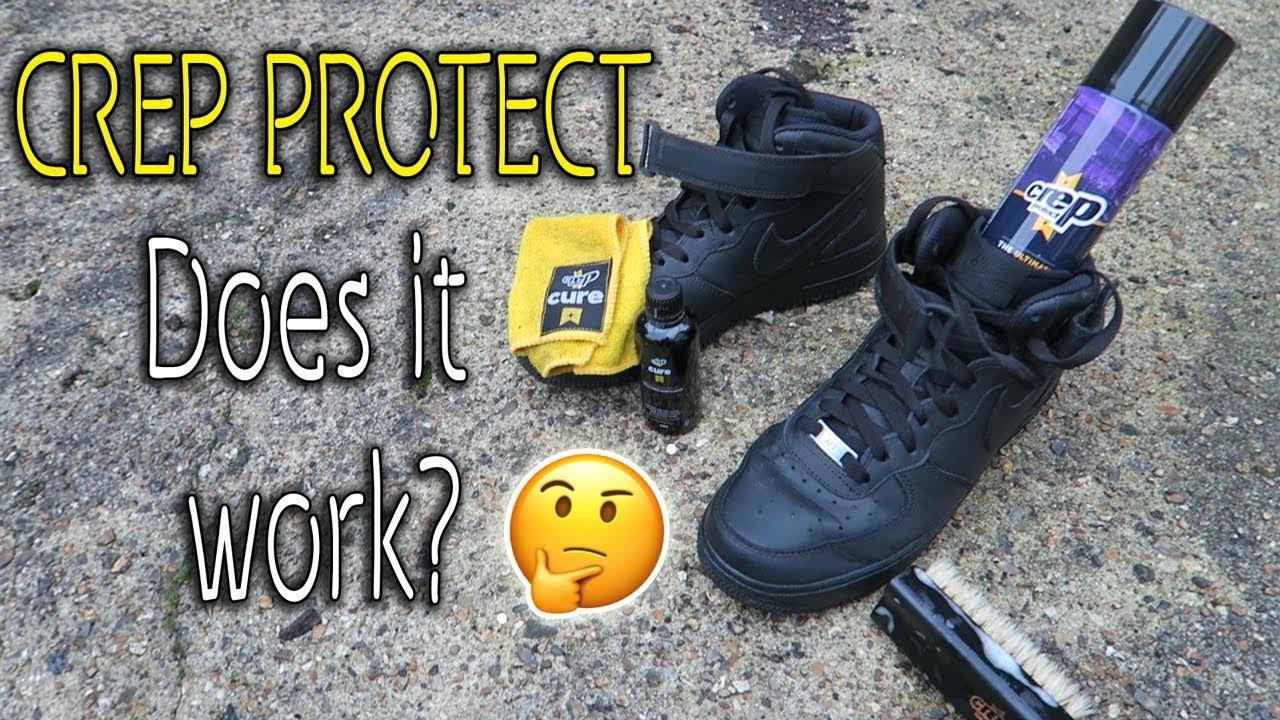 DOES CREP PROTECT WORK? (AF1)