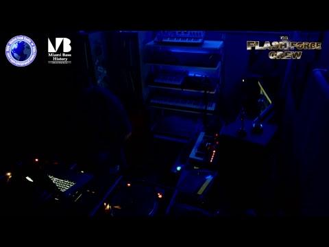 Miami Bass History Show Special CBR - Underground Electro (2018)  Europe Fri. Sept. 28, 2018