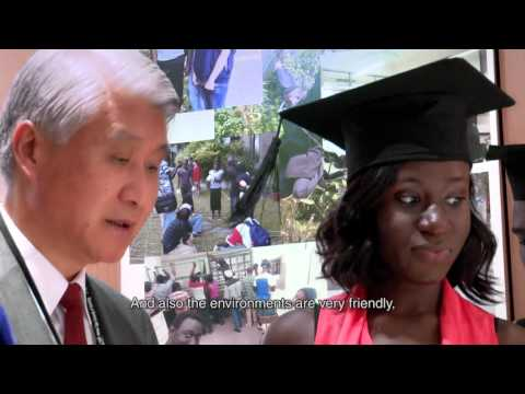 Taipei Tech - The Gambian Elite Program Graduation 2015