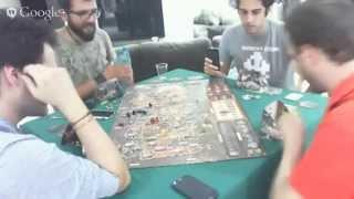 [IL NERD ALPHA] Giochi da Tavolo LIVE: Il Trono di Spade