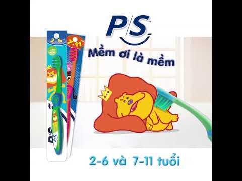 P/S Kid Brush - Social content