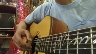 GUITAR TTB -  Hoa cỏ mùa xuân fingerstyle by Trọng Thô Bỉ