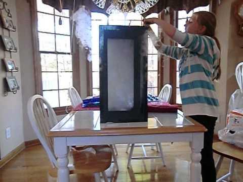 Tornado in a box - Science Fair Project - 7th grade