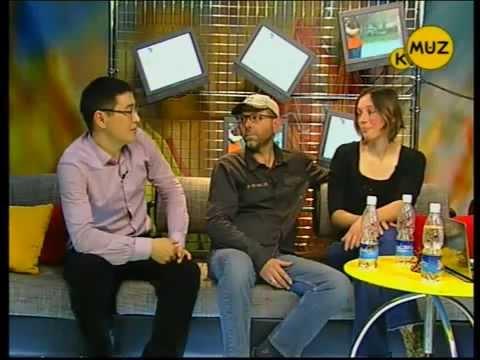 Around The Rock TV Show on KMUZ Channel - Kyrgyzstan