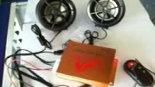alarma para motos con reproductor mp3 youtube
