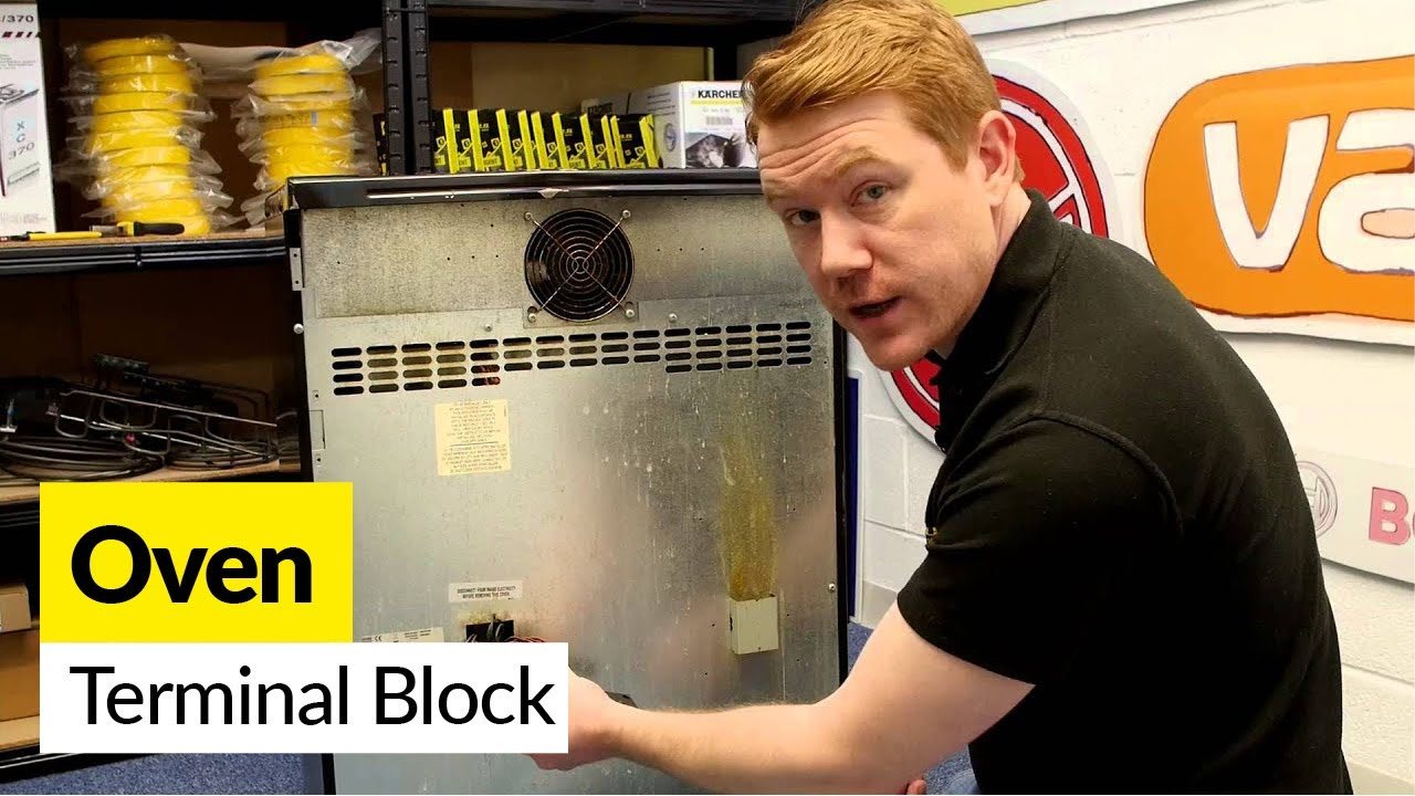 How To Fix An Electric Cooker Terminal Block Youtube Element Wiring Diagram On For And Hob