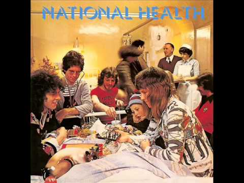 National Health - National Health (Full Album)