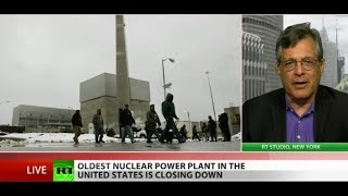 Oldest US Nuclear Plant Shuts Down